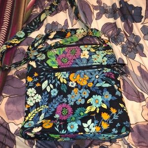 Midnight Blues Vera Bradley Cross Body bag